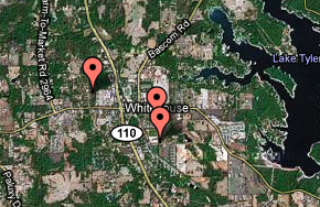 View Rental Community Map